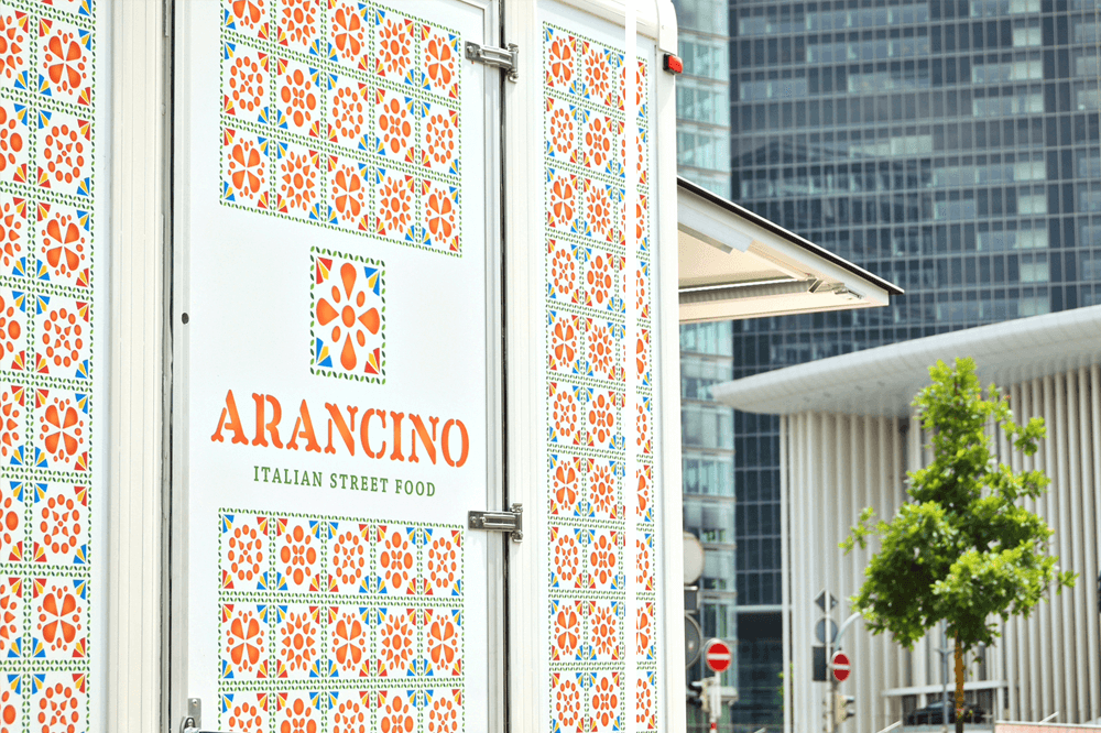 branding projects arancino-door-street-food-design-branding-food-truck-luxembourg