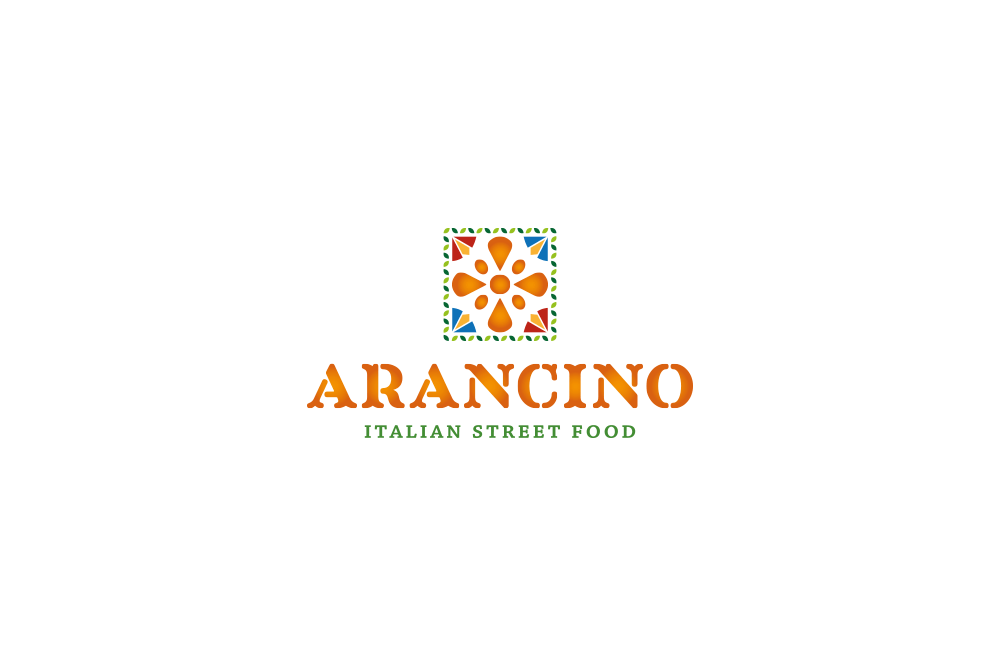 branding projects arancino street food logo design branding luxembourg