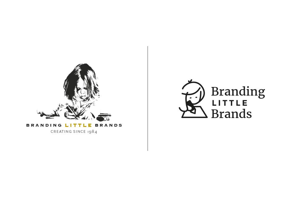 branding projects branding-little-brands-logo-restyling