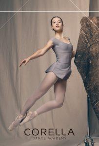 branding projects corella-dance-academy-logo-design-branding-barcelona