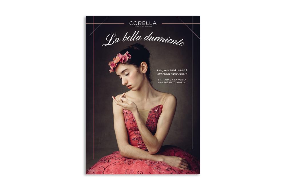corella-dance-academy-poster-logo-graphic-design-branding-barcelona-bella-addormentata-sicilia-catania