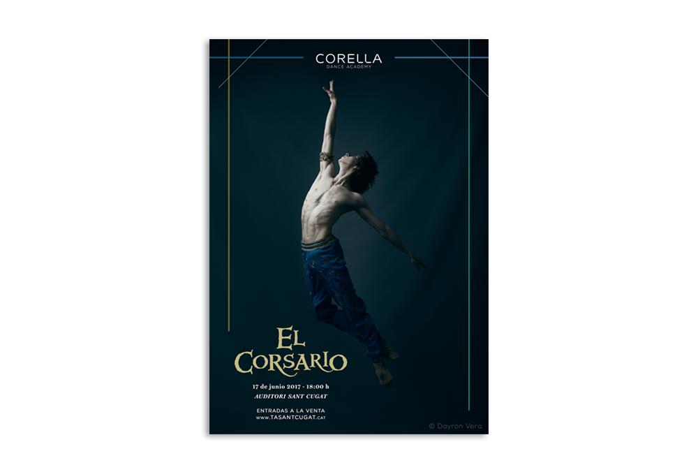 corella-dance-academy-poster-logo-graphic-design-branding-barcelona-corsaro-sicilia-catania