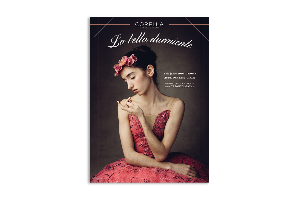 corella-dance-academy-poster-logo-graphic-design-branding-barcelona-sleeping-beauty
