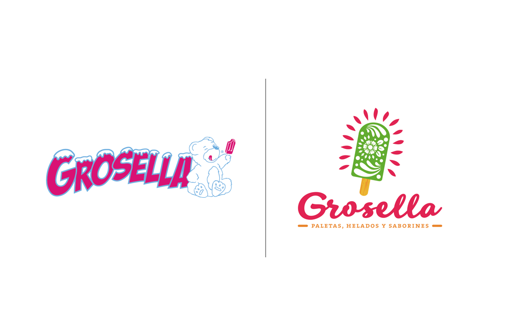 branding projects grosella-paletas-mexicanas-logo-restyling-branding-design