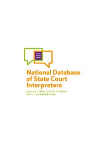 branding projects national-database-state-court-interpreters-logo-design-branding