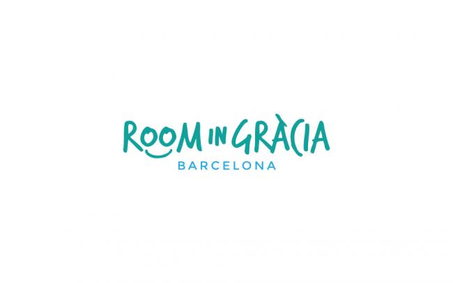 branding projects room-in-gracia-logo-barcelona