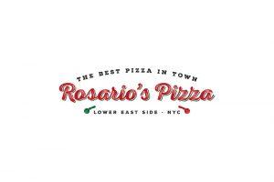 branding projects rosario-pizza-nyc-branding-logo-design