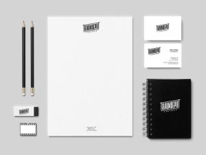 branding projects traumdepot-branding-stationery-cinema logo-swiss