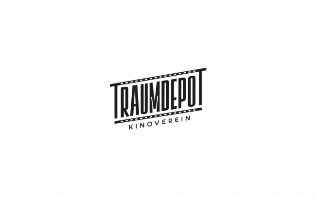 branding projects traumdepot cinema logo design branding swiss