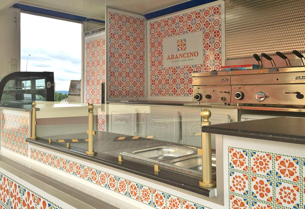 arancino-arancini-street-food-design-branding-food-truck-lussemburgo-catania-sicilia-pattern-camioncino