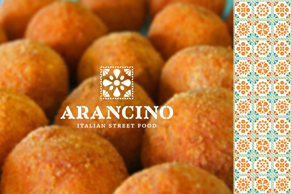 arancino-arancini-street-food-logo-design-branding-food-truck-lussemburgo-catania-sicilia-camioncino-pattern