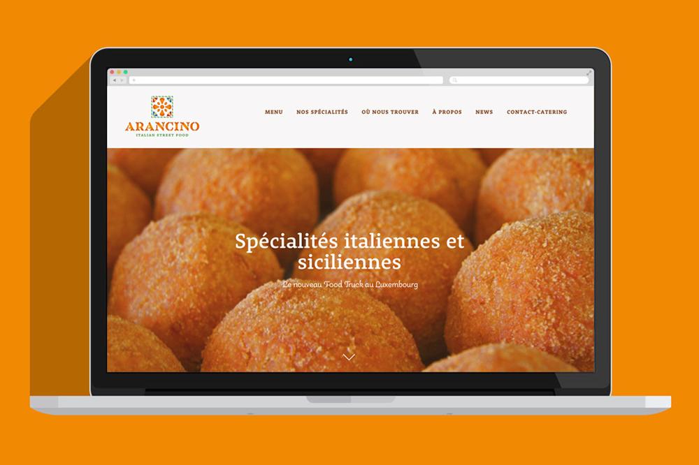 arancino-arancini-web-design-street-food-design-branding-food-truck-lussemburgo-catania-sicilia-camioncino