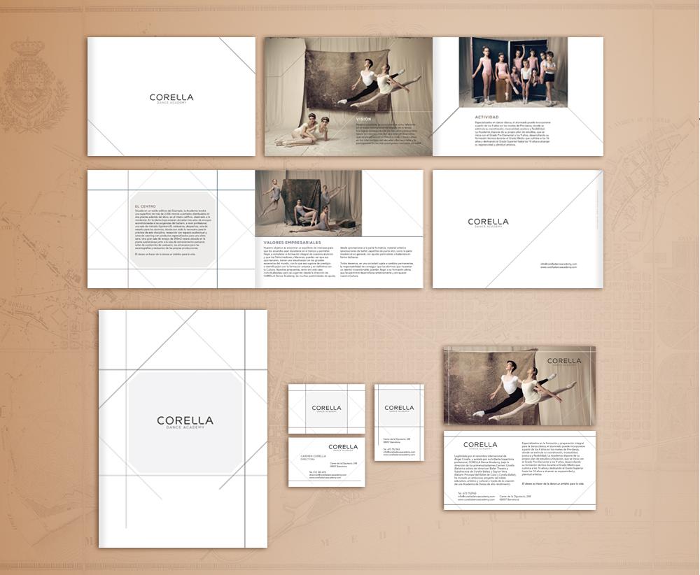 corella-dance-brochure-catalogo-papeleria-catalogo-academy-logo-design-brandin-barcelona-diseño