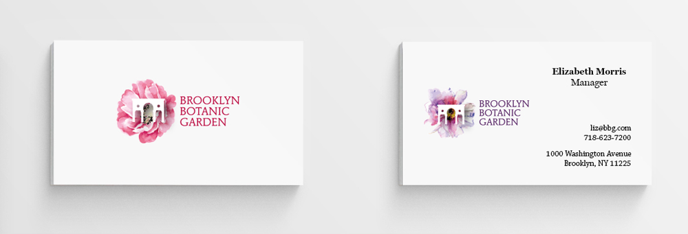 brooklyn-botanic-garden-nyc-sva-biglietto-da-visita-logotipo-logo-graphic-design-branding-fiori-piante-catania-sicilia
