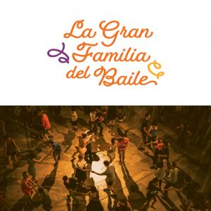 logo-design-la-gran-familia-del-baile-bailar-marca-branding